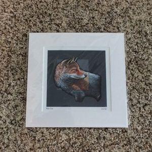 Other - Fox print